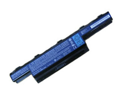 replacement bt.00607.125 battery,li-ion 4400mAh acer bt.00607.125 laptop battery