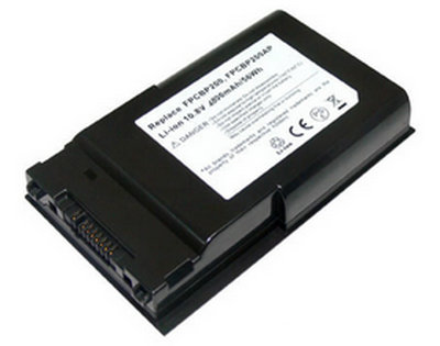 replacement lifebook t901 battery,4800mAh fujitsu li-ion battery for lifebook t901