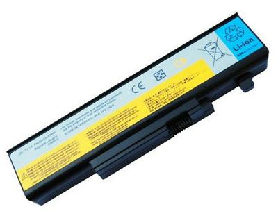 replacement ideapad y450 20020 battery,4400mAh lenovo li-ion battery for ideapad y450 20020