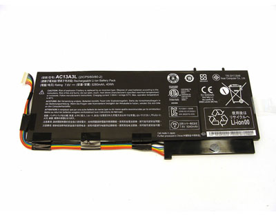 genuine travelmate x313 battery,5280mAh acer li-polymer battery for travelmate x313 laptop