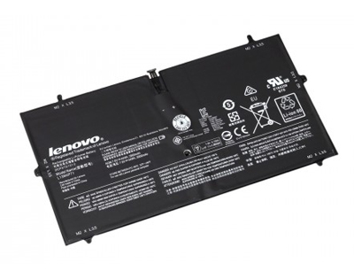genuine yoga 3 pro 1370 battery,44Wh lenovo li-polymer battery for yoga 3 pro 1370 laptop