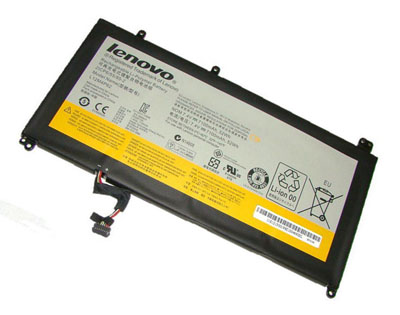 genuine ideapad u430 touch battery,52Wh lenovo li-polymer battery for ideapad u430 touch laptop