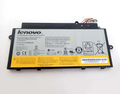genuine L11L6P01 battery pack,45Wh lenovo li-polymer battery for l11l6p01