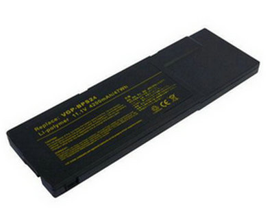 replacement vaio svs13116fgb battery,4200mAh sony li-polymer battery for vaio svs13116fgb