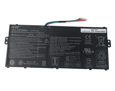 original ac15a3j laptop battery
