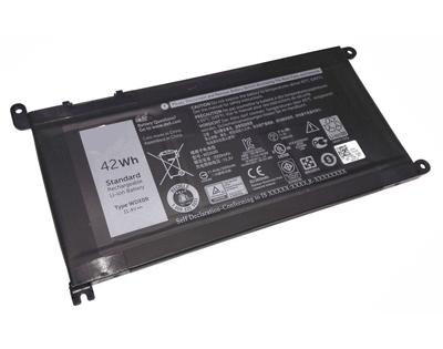 original wdx0r laptop battery