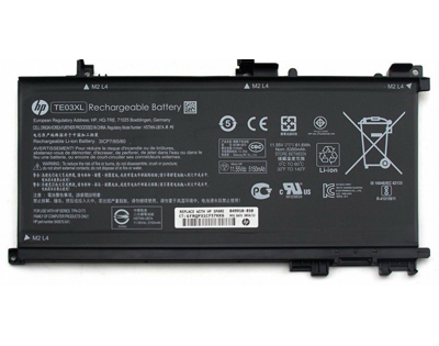 original te03xl laptop battery