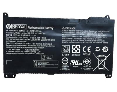 original rr03xl laptop battery